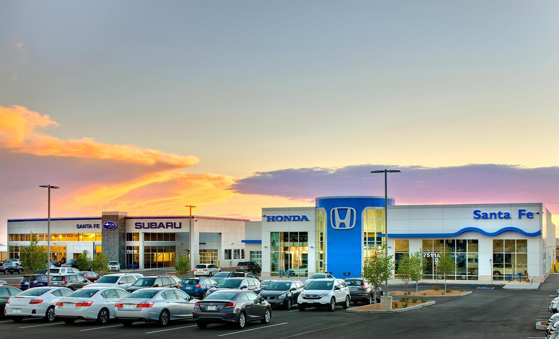 Honda Subaru Of Santa Fe Enterprise Builders