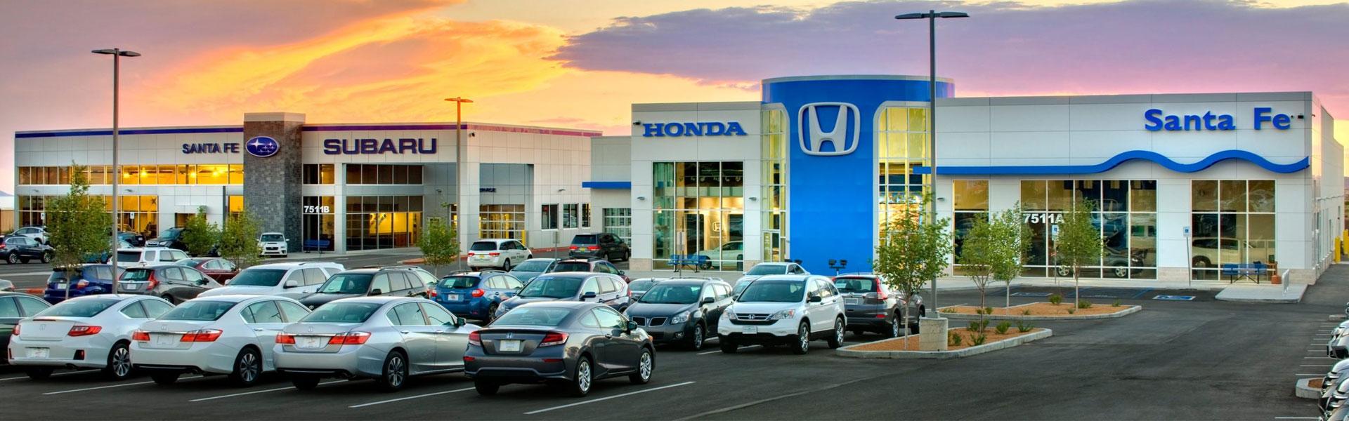 Honda/Subaru of Santa Fe