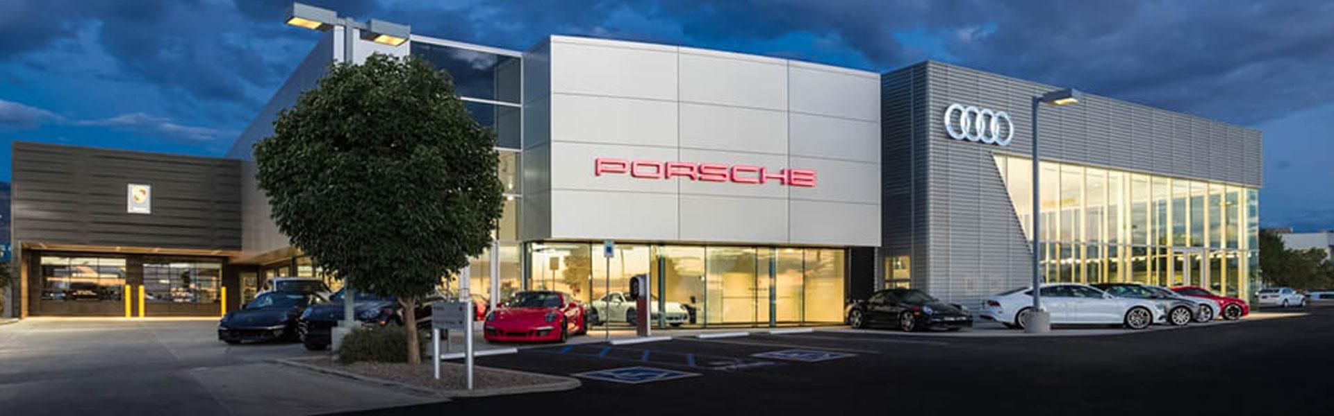 Porsche / Audi of Albuquerque