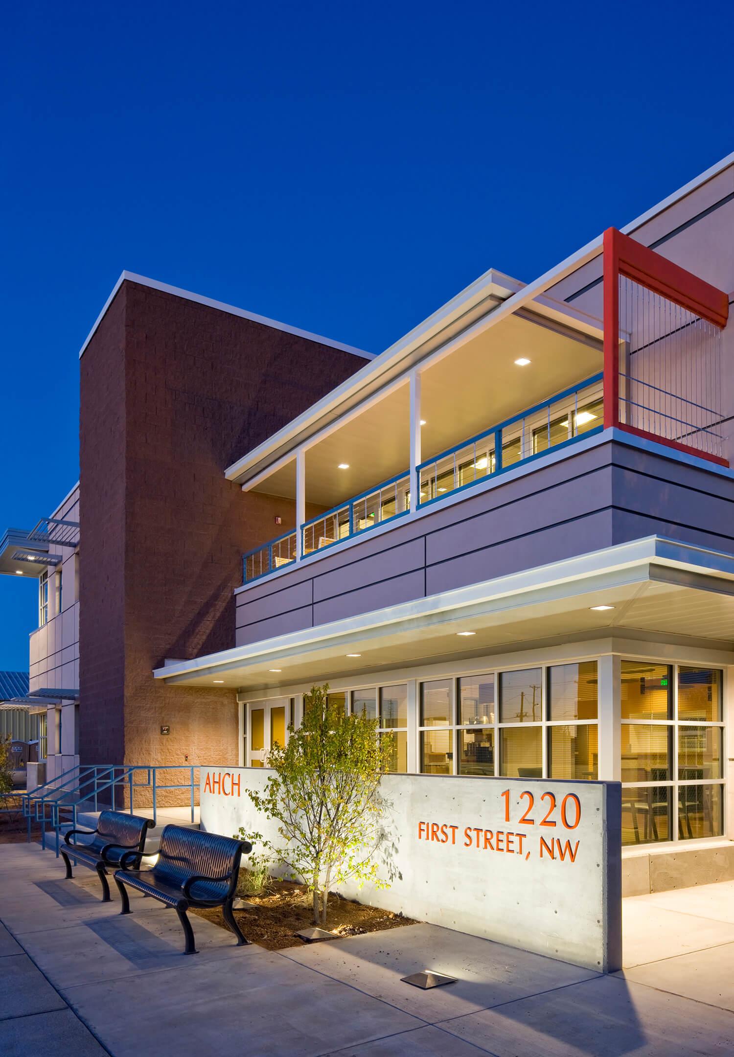 Albuquerque HC for the Homeless-2